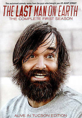 The Last Man on Earth: The Complete 1st Season One 1 (DVD, 2015, 2-Disc Set)