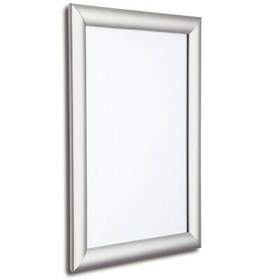 A3 Snap Click Frame Wall Mount Poster Holder Sign Or Menu Display