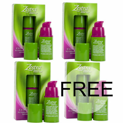 Zestra Intensificador Placer 12Ml Pack 3 + 1 Gratis | Zestra