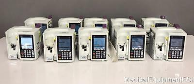 Lot of 10  Hospira Abbott PLUM A+ IV Infusion Pump MedNet Software 13.41.00.002