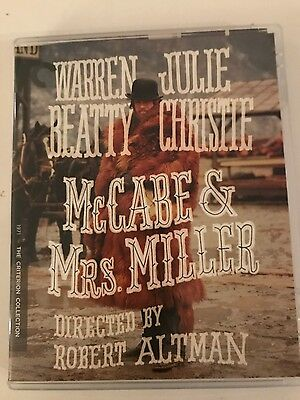 McCabe  and  Mrs. Miller (The Criterion Collection) [Blu-ray]