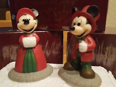 """Department 56 """"Mickey and Minnie"""" Disney Parks Heritage Village 5353-8 Wrapped!"""