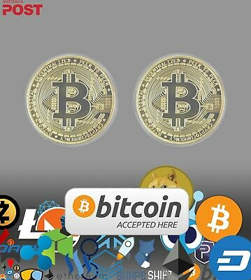 Silver Plated Dash Coin. Collectible Brand New. Bitcoin.