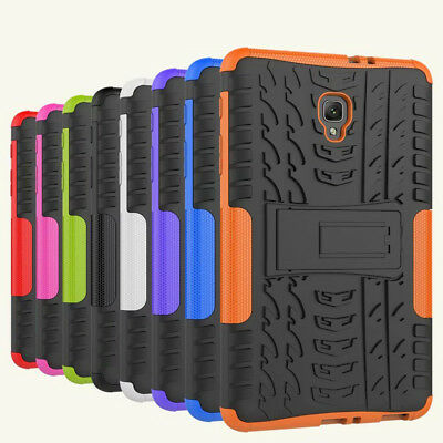 TPU Heavy Stand Shockproof Case Cover Fr Samsung Galaxy Tab A 8.0 2017 T380 T385