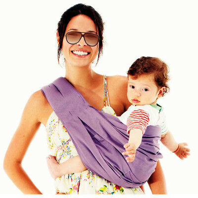 Infant Baby Carrier Ergonomic Breathable Adjustable Wrap Sling Newborn Pouch Bag