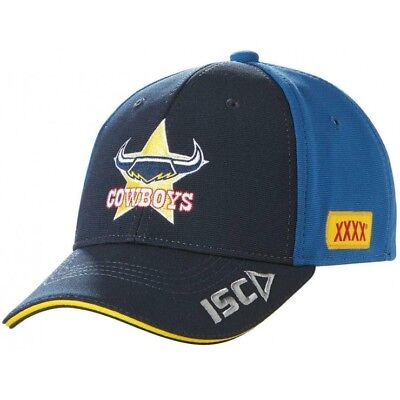 North Queensland Cowboys NRL 2018 Players ISC Media Cap! In Stock!