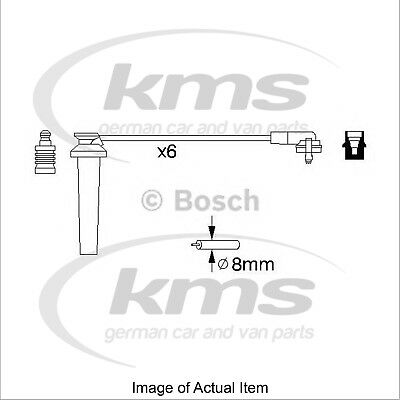 New Genuine BOSCH Ignition Lead Cable Kit 0986356959 Top German Quality