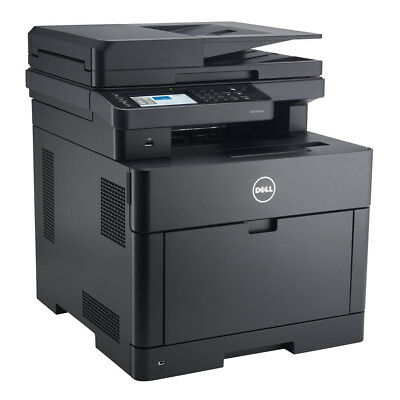 Dell H625CDW Wireless Smart Color All-In-One Printer with Scanner Copier & Fax