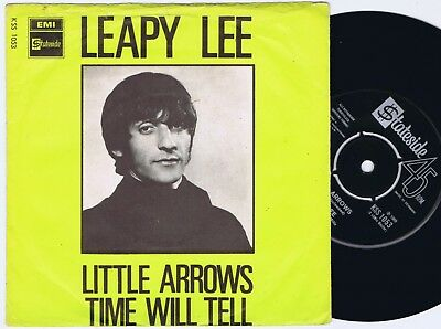 LEAPY LEE Little Arrows Danish 45PS 1968.