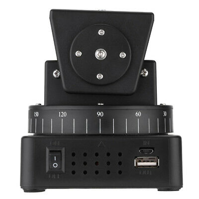 Remote Control Motorized Pan Tilt Head for Extreme Camera Wifi Camera phone Y3G2
