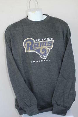 St. Louis Rams NFL Crewneck Sweater PullOver Sweatshirt Mens Big   Tall  Sizes 57a9b0d4e