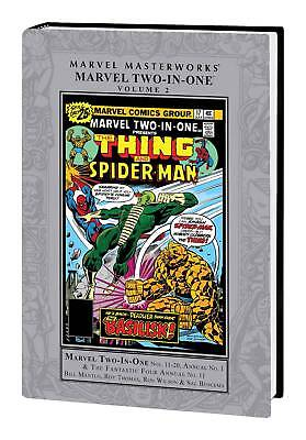 Mmw Marvel Two In One Hc Vol 02 Marvel Comics