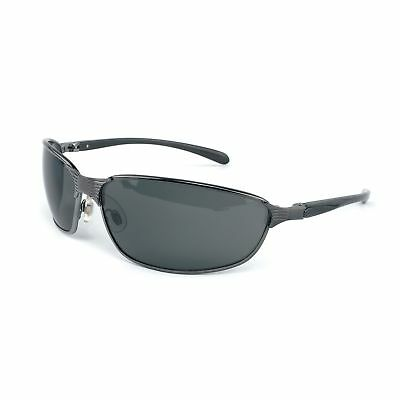 Maxxim Spexx 77 Metal Frame Smoke Lens Safety Glasses