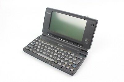 Vintage / Retro Philips Velo 1 4MB Handheld PC With Windows Ce TESTED & WORKING