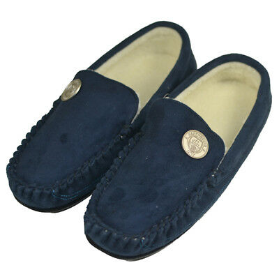 Manchester City Moccasin Slippers Stadio 7 / 8 Soft Fan Gift Official Product