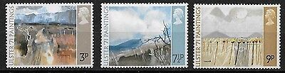 1971 Ulster 1971 Paintings Stamp Set