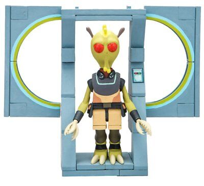 Rick and Morty the Discreet Assassin Construction Set