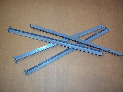 "Front-to-back Rail Kit - 4/box  used   for HON  30"", 36"" wide  lateral files"