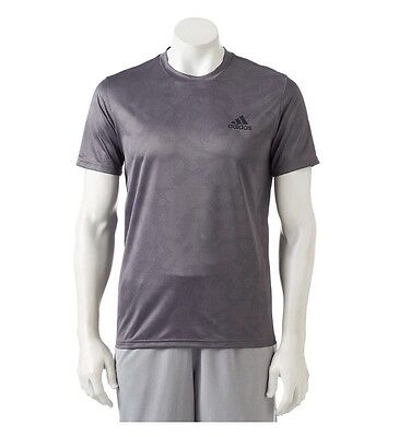 NWT Men's Adidas Climalite Performance Short Sleeve Shirt Medium