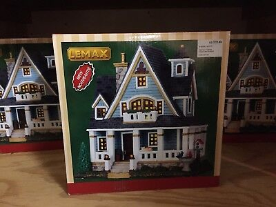 Lemax, Pearson Cottage  # 65099  2016 NEW IN BOX - Unopened