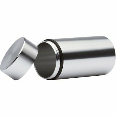 Portable Herb Container Airtight Smell Proof Aluminum Stash Jar Weed Bud Storage