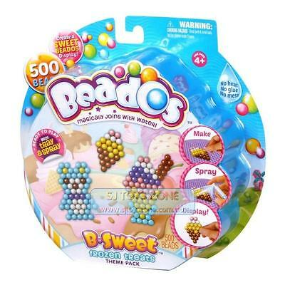 Beados S5 Theme Refill Pack Toy Frozen Treats