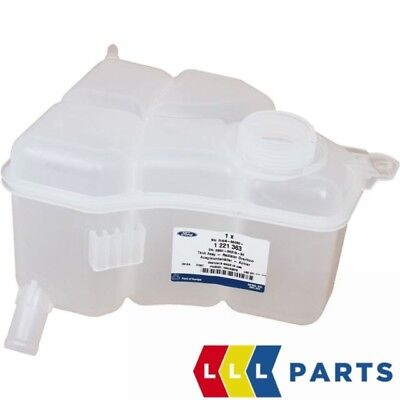 New Genuine Ford Fiesta Mk6 Coolant Expansion Tank Coolant Reservoir 1221363