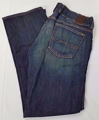 LUCKY BRAND Maternity Jeans Size Large Blue Denim Lil Maggie Style