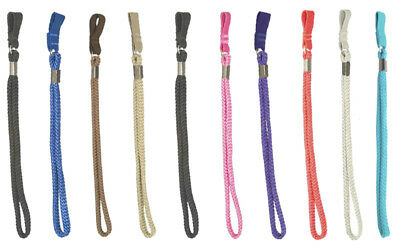 Switch Sticks Colourful Wrist Strap for Walking Stick/Cane (Choose Your Colour)