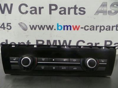 BMW F10 5 SERIES Air Conditioning Control Unit 61319241243