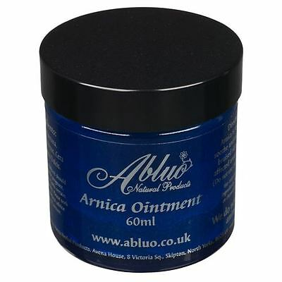 Arnica Ointment from Abluo 60ml Homeopathic anti-inflammatory
