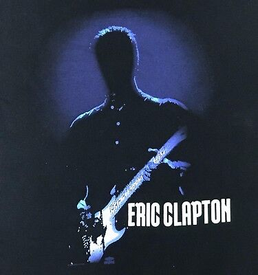 Vintage 1994 Eric Clapton An Evening of Nothing but the Blue Concert T Shirt XL