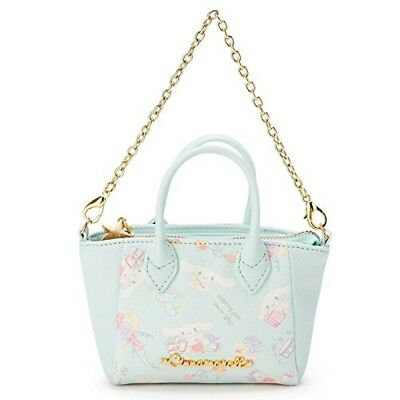 Sanrio Cinnamoroll The Movie Bag Shape Key Case Light Blue 967670