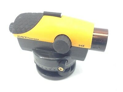 Chicago Steel Tape   Cst/berger  24X Automatic Level  Surveyor'S Scope (P30)