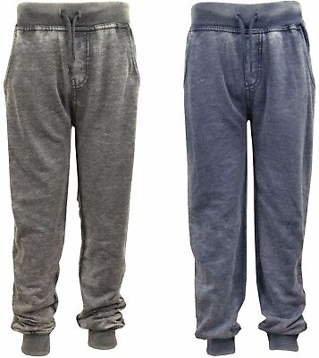 Boys Joggers Older Boys and Teens Tracksuit Bottoms Jogging Pants  Ages 9-16 Yrs