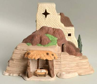 Dept 56 LITTLE TOWN OF BETHLEHEM Manger Jesus 4256150