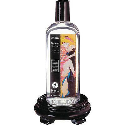Lubricante SHUNGA CONTACTO NATURAL LUBRICANT | SEXY SAN VALETIN