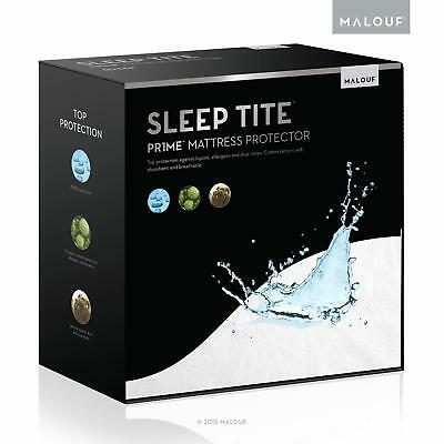 Sleep Tite Hypoallergenic Mattress Protector, 100% WATERPROOF - 15 YEAR WARRANTY