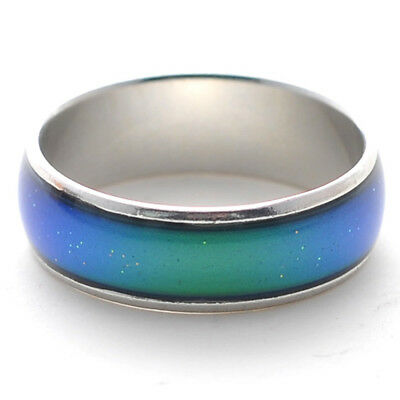 Emotion Mood Ring Girls Children Lovely Feeling New Boys Cute Changing Color