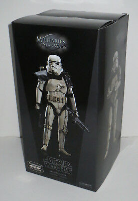 Star Wars Sideshow 1/6 Scale SANDTROOPER CORPORAL (Black Pauldron) EXCLUSIVE