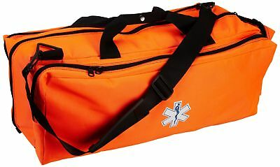 "Primacare KB-1172 Oxygen O2 Gear Bag Main Compartment Is 25""x10""x9"""
