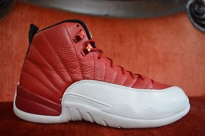 Nike Air Jordan 12 XII Retro Gym Red Alternate 130690-600 Men's Size 10