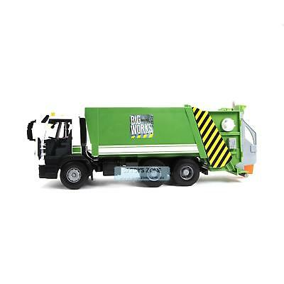 Tomy Big Works Iveco 1:16 Scale Rubbish Collection Lorry Truck Pretend Play Toy