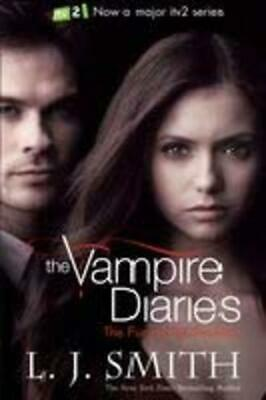 Vampire Diaries: Volume 2: The Fury and The Reunion (Books 3 and 4) by Smith, L.