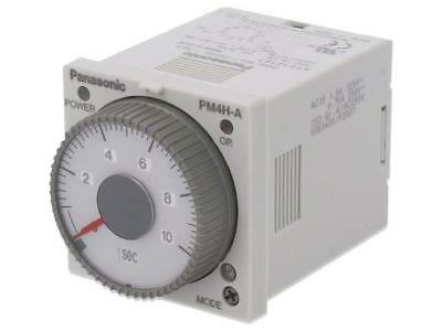 PM4HA-H-24VW Timer 0,1s÷500h DPDT 250VAC/5A 24VAC 24VDC socket, on PANASONIC EW