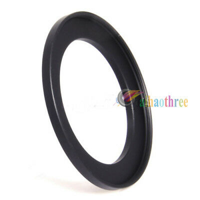 55mm-82mm 55-82mm 55 to 82 Metal Step Up Camera Lens Filter Ring Adapter Black