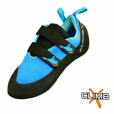 Brand New Rock Climbing Shoes Outdoor Sport Equipment ClimbX Red Point Shoes