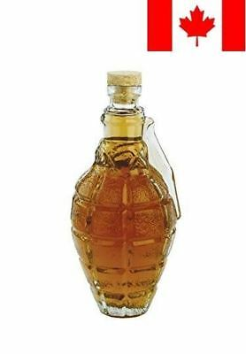 Barbuzzo Grenade Decanter, Clear