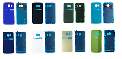 Replacement Samsung Galaxy S6 & S6 Edge Back Rear Glass Battery Cover Adhesive