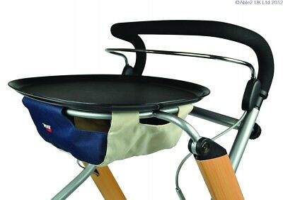 Able2 Lets Go Indoor Rollator - Replacement Fabric Bag